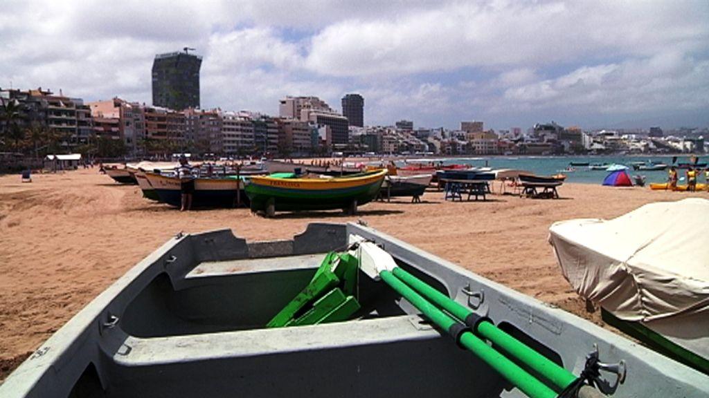 Primeras fotos de 'Gran Canaria al límite'