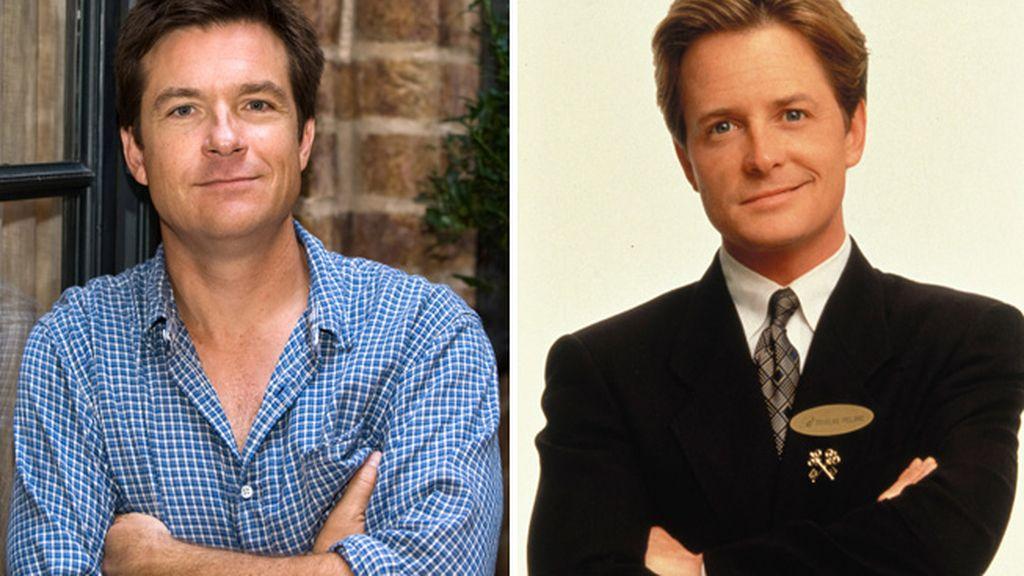 Jason Bateman y Michael J. Fox