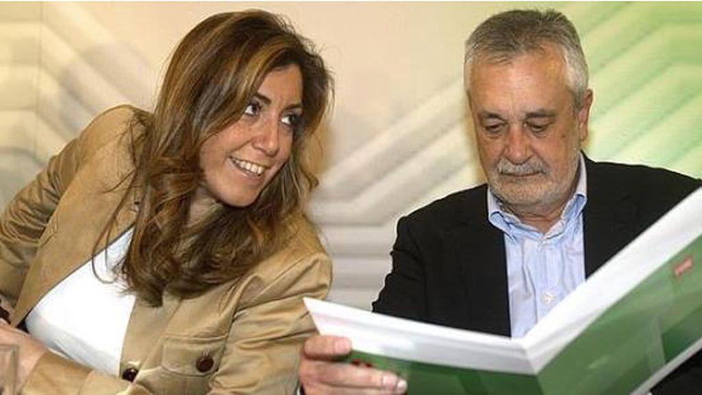 Susana Díaz se perfila como principal opción para sustituir a Griñán