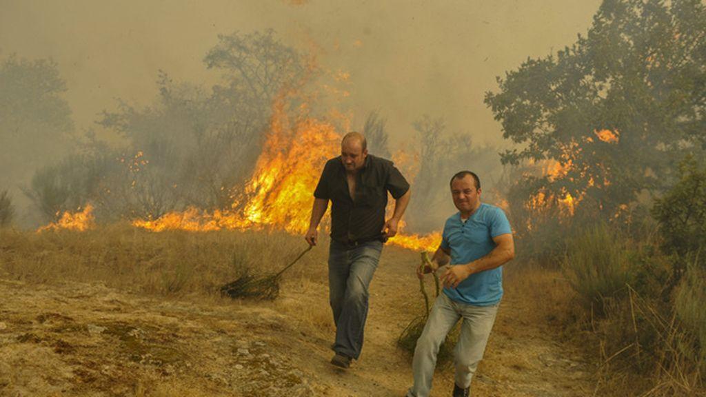 incendio Ourense