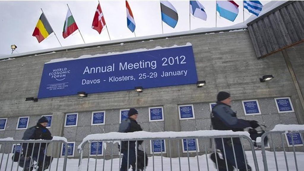 Cumbre de Davos 2012