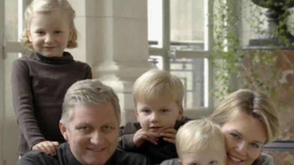 Una familia 'real'