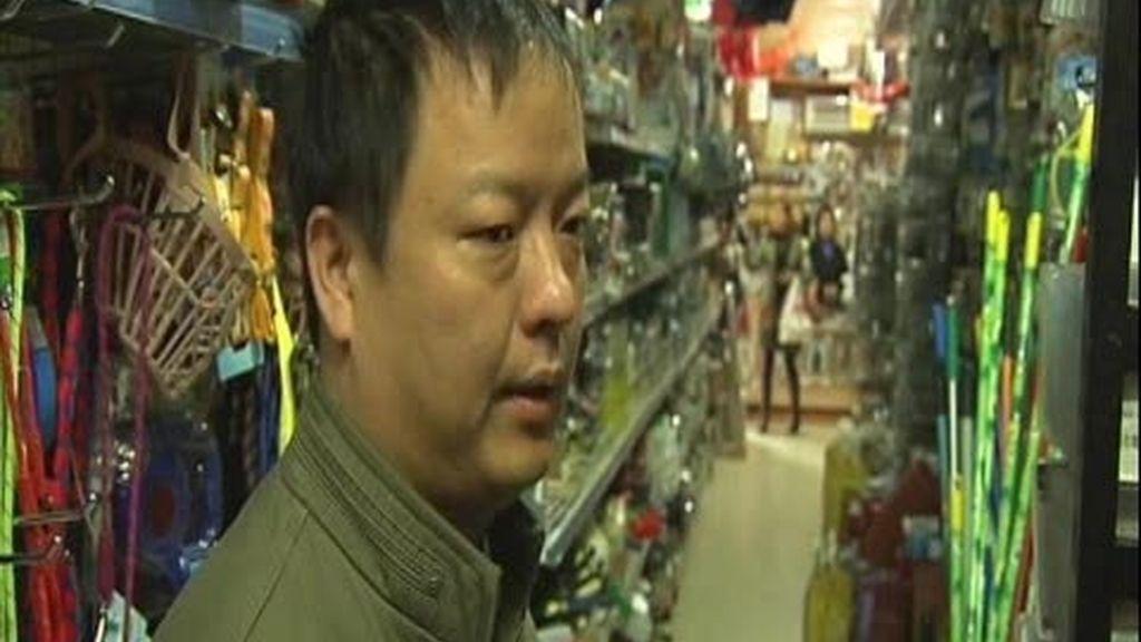 Los Reyes Magos también compran en tiendas de chinos