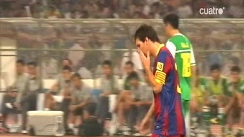 Messi, el MVP