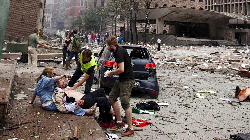 El suceso es de dimensiones catastróficas y la cifra de muertos podría aumentar FOTO: REUTERS