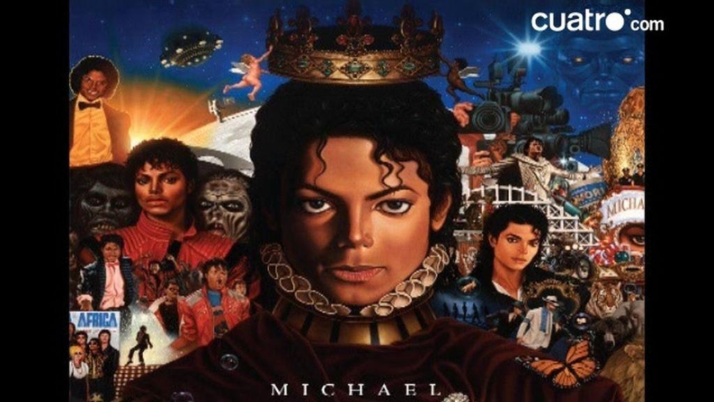 'Michael': 1. 'Hold My Hand'