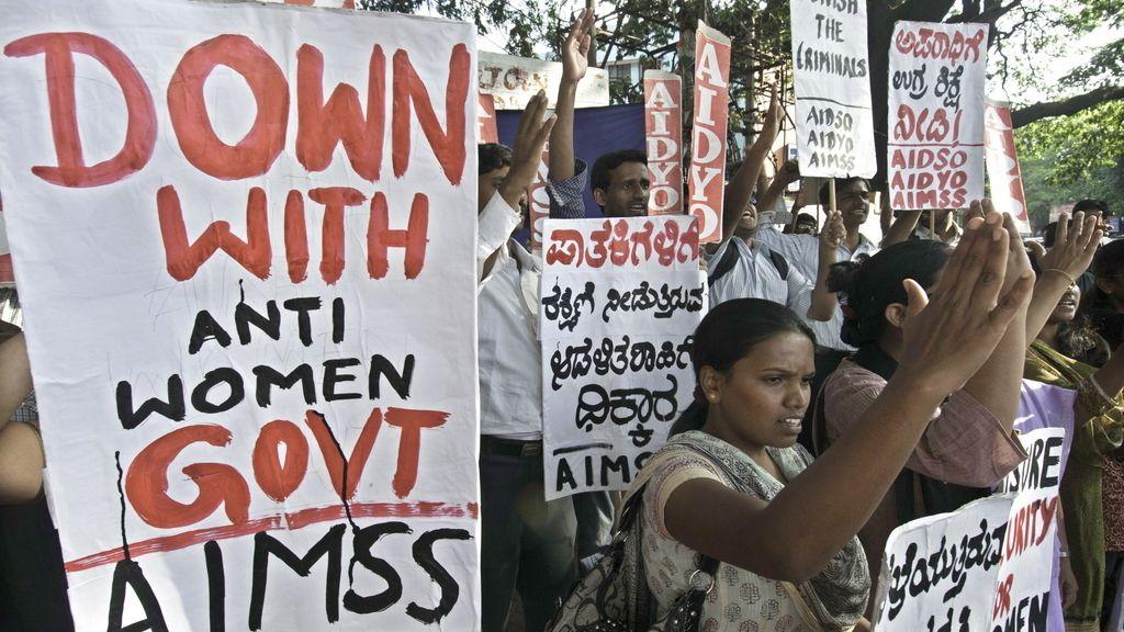 Un hombre es detenido en la India por violar a una niña de cinco años