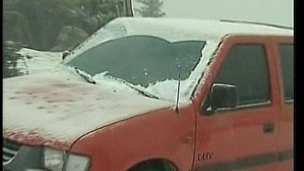 Frío polar en Sudamérica