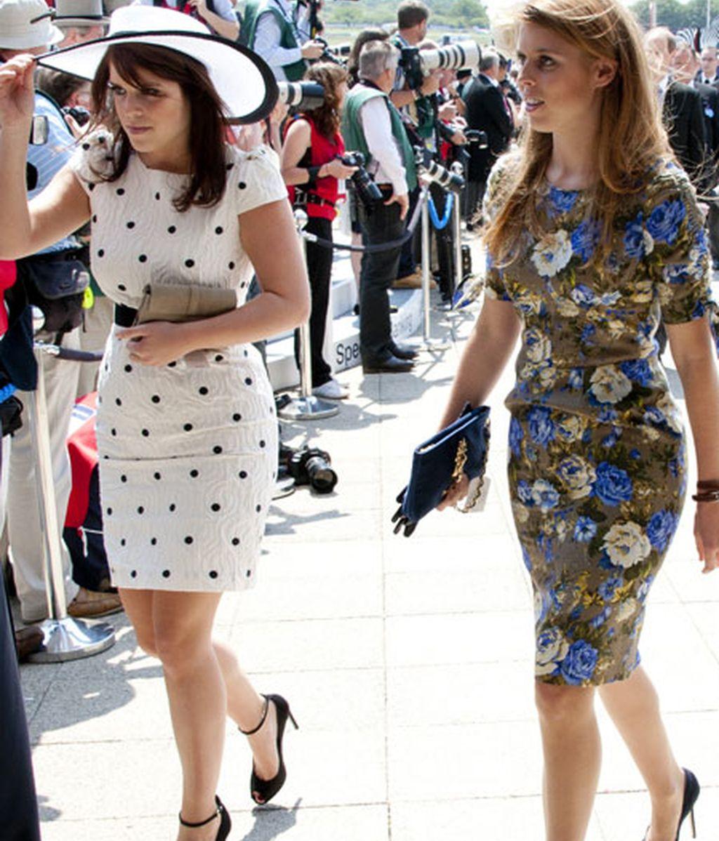Princesas Beatriz y Eugenia
