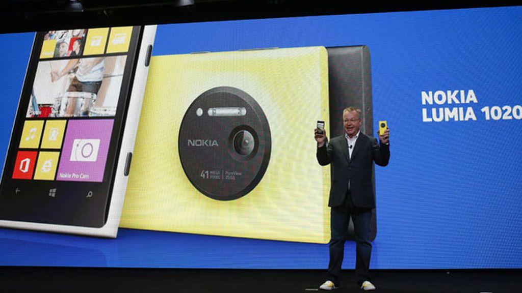 Nokia Lumia 1020,Nokia
