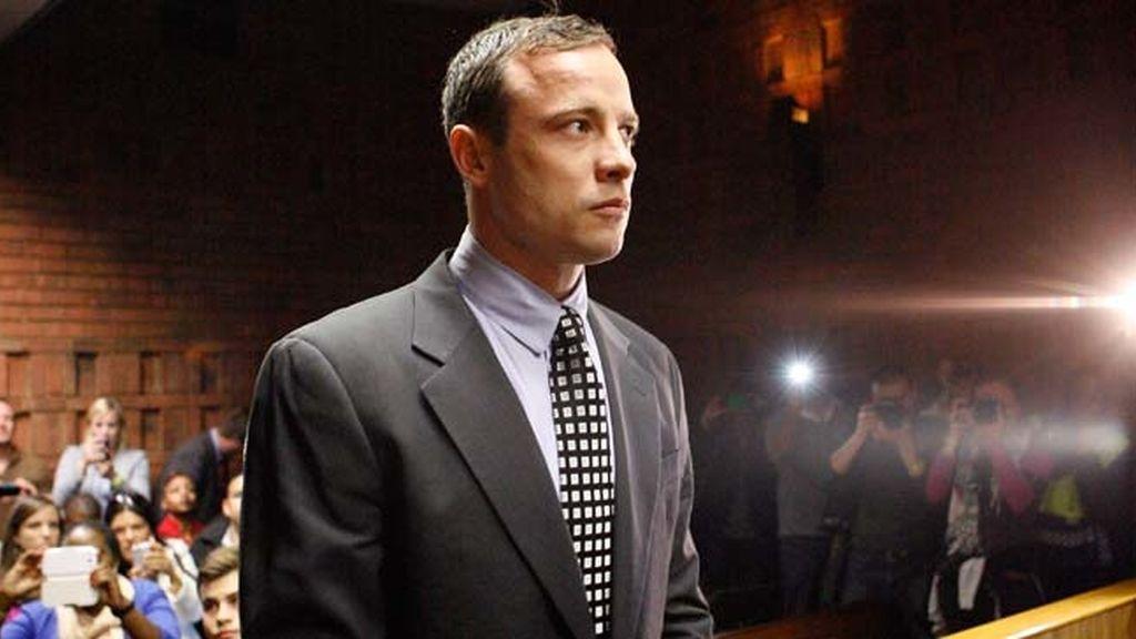 Pistorius comparece de nuevo ante la justicia por el asesinato de su novia