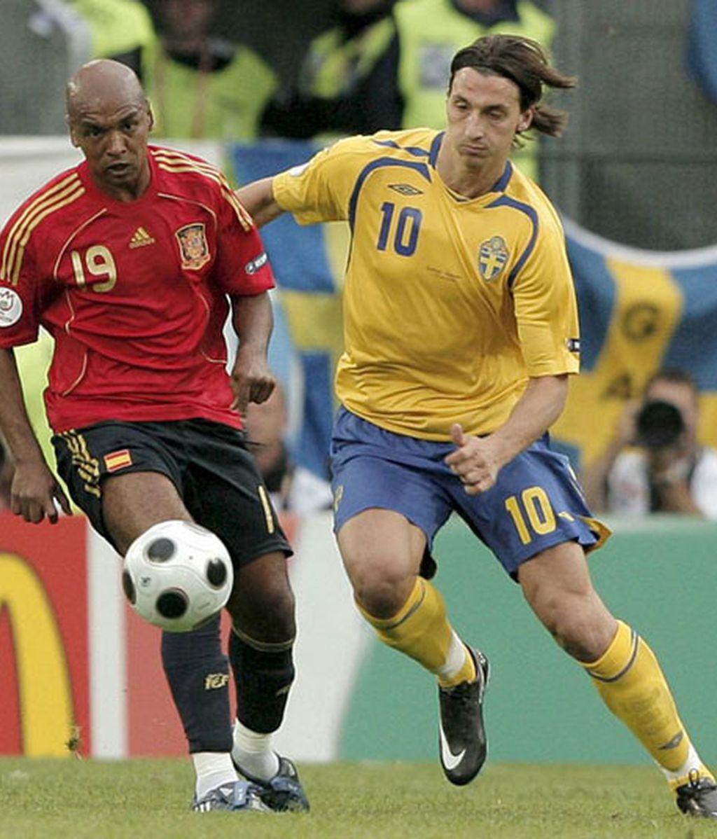Suecia - España