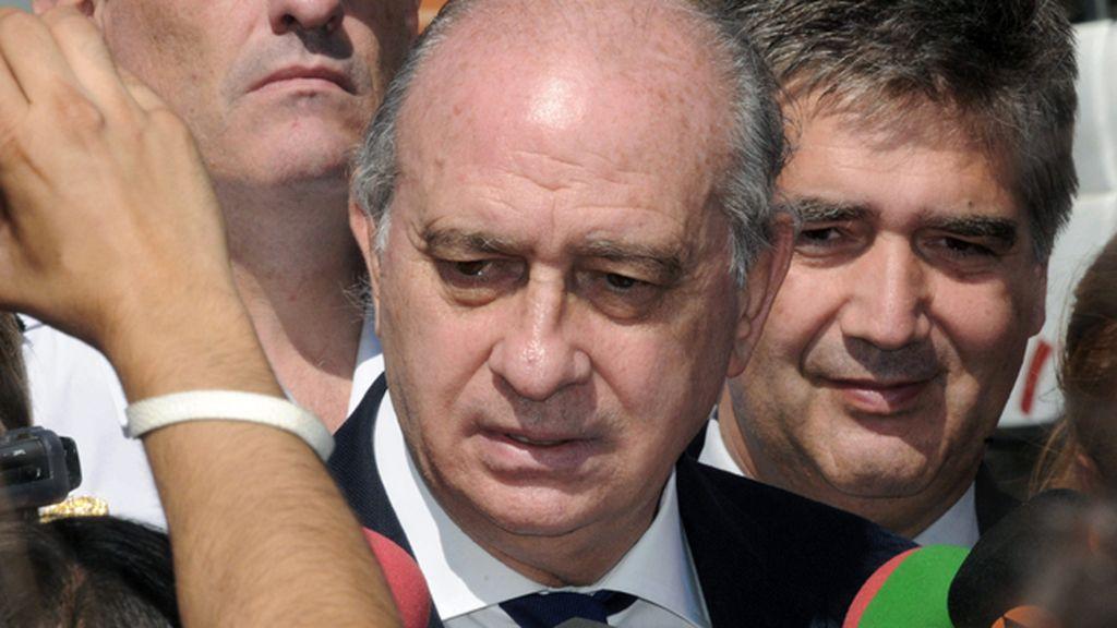 """Fernández Díaz dice que """"todos los indicios apuntan"""" a que los restos son de la peregrina"""