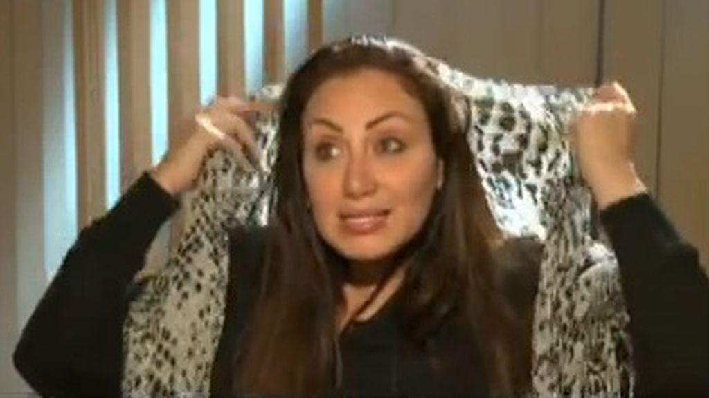 Una periodista musulmana reta a un imán en directo y se baja el velo