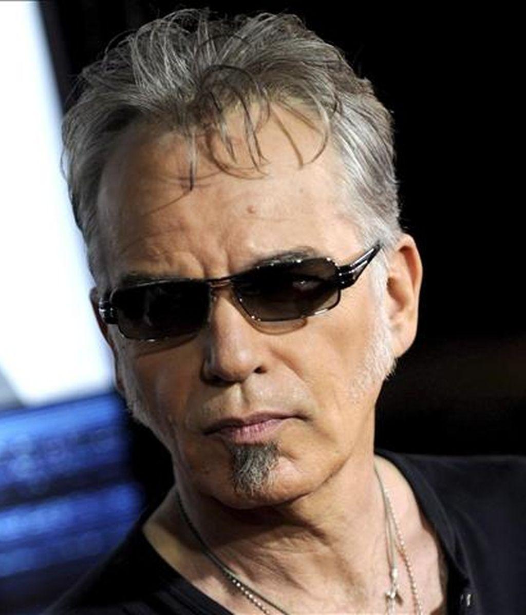 """Thornton, conocido por su actuación en películas como """"Monster's Ball"""" (2000) y """"The Alamo"""" (2004), y por el Óscar al Mejor Guión Adaptado que obtuvo en 1997 por """"Sling Blade"""", se encuentra de gira por Canadá con su banda de rock The Boxcutters. EFE/Archivo"""