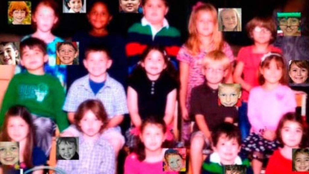 La masacre de la escuela en Connecticut
