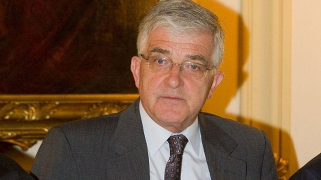 Gonzalo Moliner, Presidente del Tribunal Supremo y del Consejo General del Poder Judicial