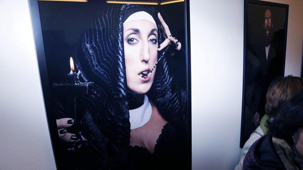 """Bruce Labruce levanta la polémica con su exposición """"Obscenity"""""""