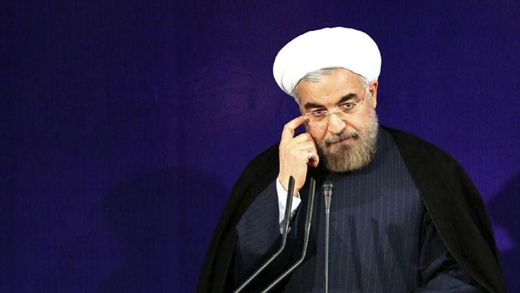 Irán Hasan Rohaní