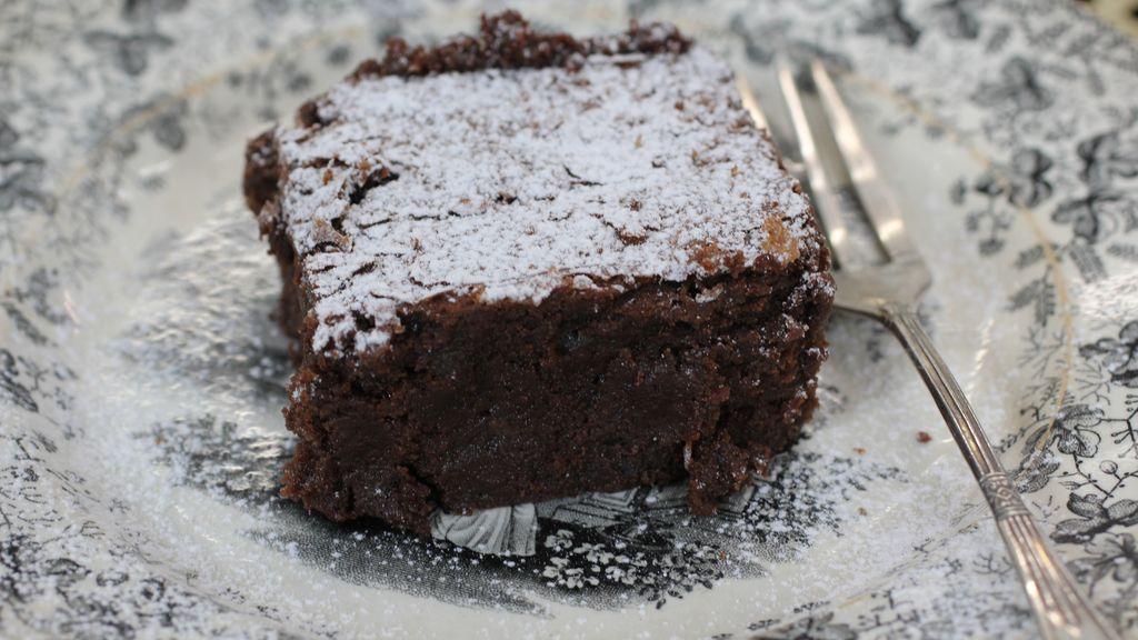 Brownie 'Tania', en 'Robin Food'