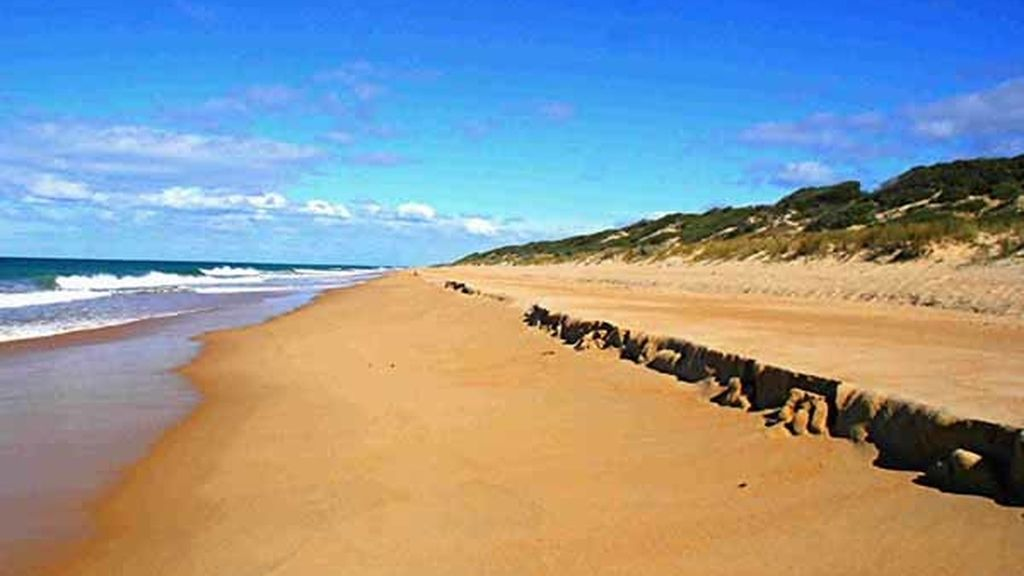 Ninety Mile, Nueva Zelanda, con 140 km de playa
