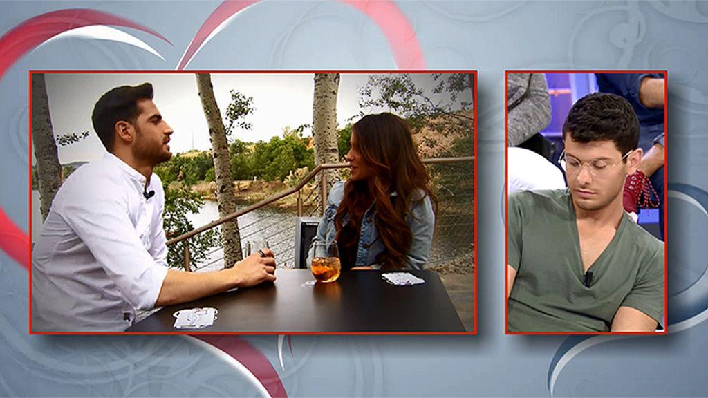 """Jennifer, sobre Carlos: """"Quiero tener una segunda cita para ver que pasa"""""""