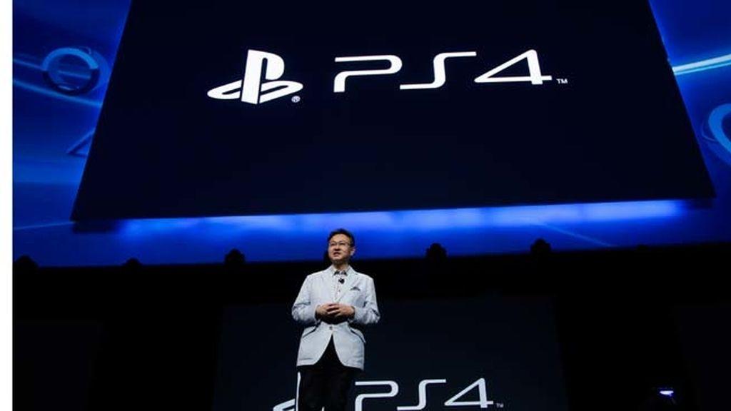 Sony presenta la nueva PlayStation 4