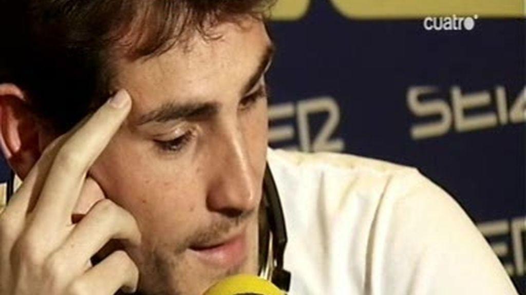 Entrevista a Casillas y a sus amigos