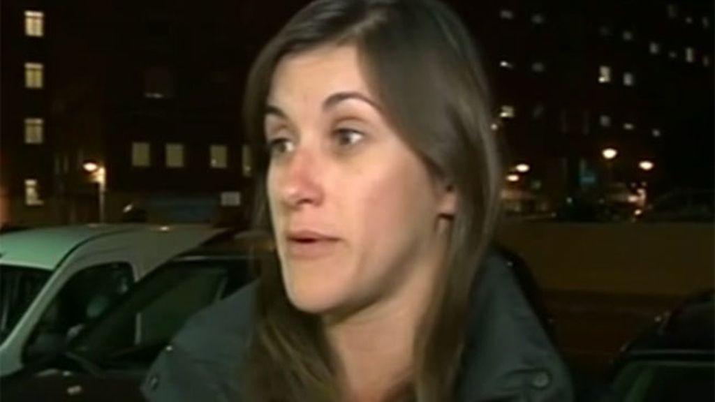 Ana García declara después de ser puesta en libertad