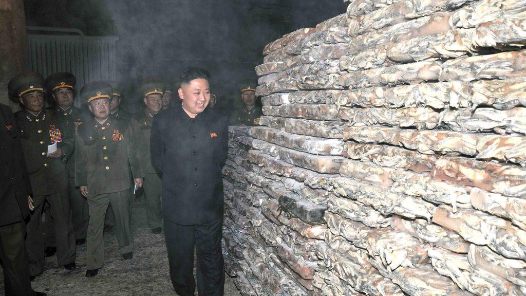 Reaparece Kim Jong Un