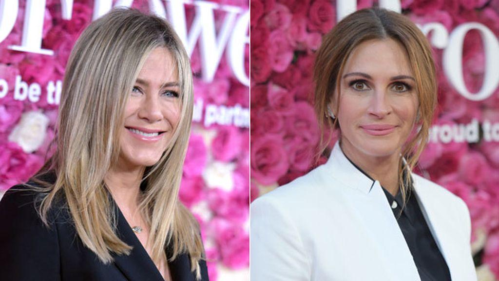 Jennifer y Julia, de 47 y 48 años, siguen en plena forma física y cinematográfica