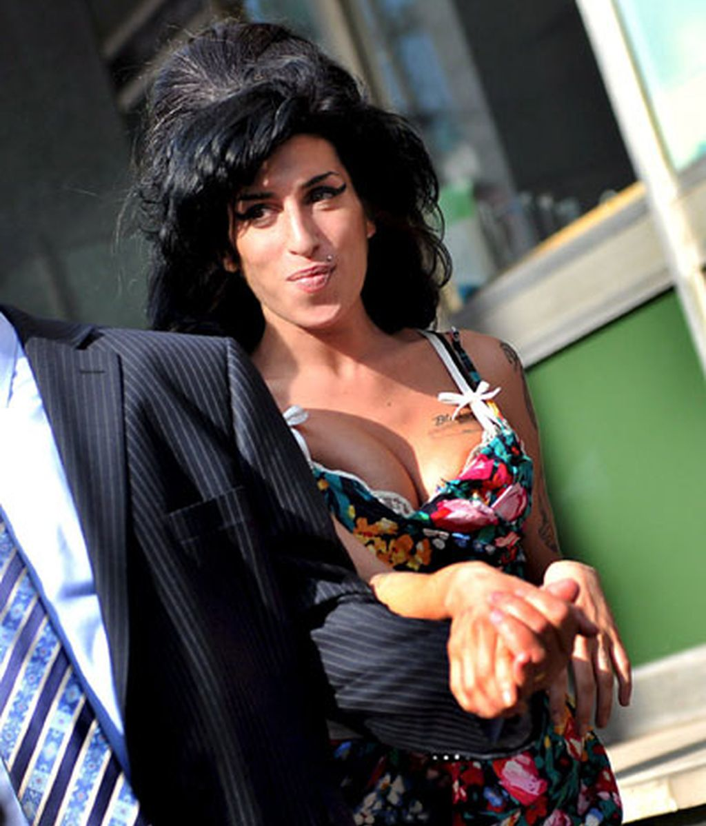 Las cuentas pendientes de Amy Winehouse