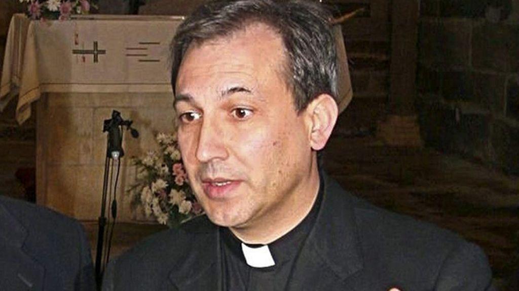 El sacerdote español Lucio Ángel Vallejo Balda