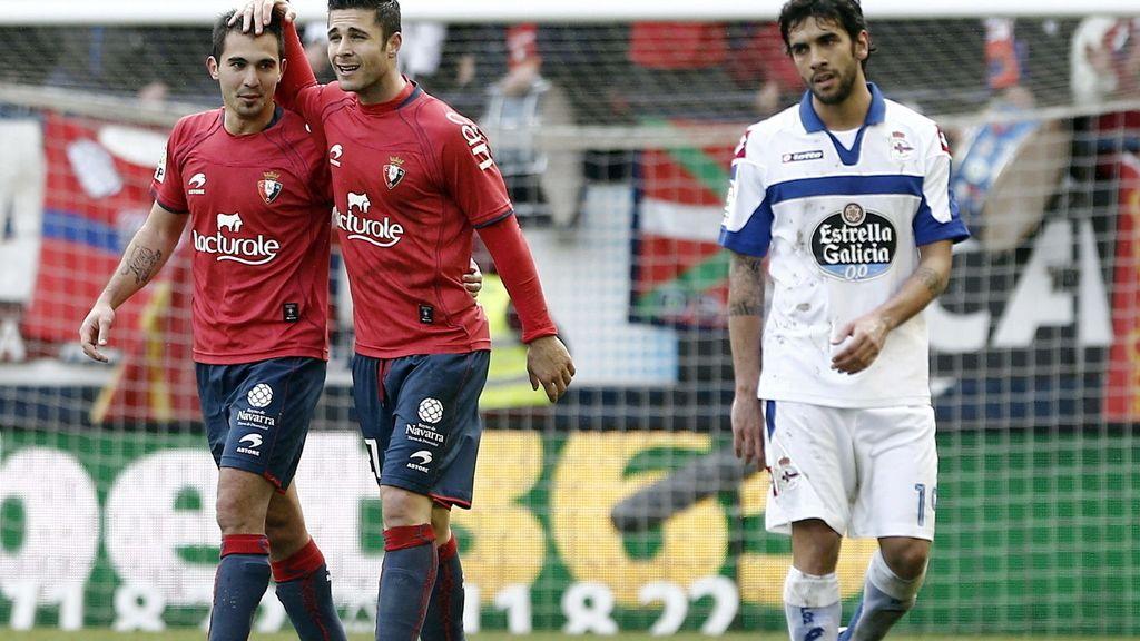 Osasuna - Deportivo