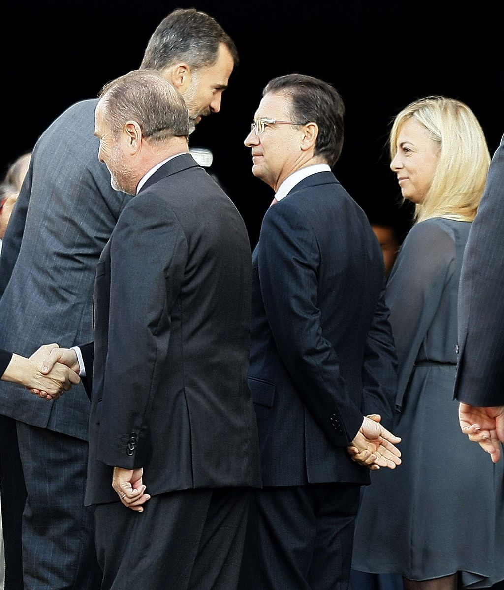 Felipe VI inaugura del XVII Congreso de la Empresa Familiar