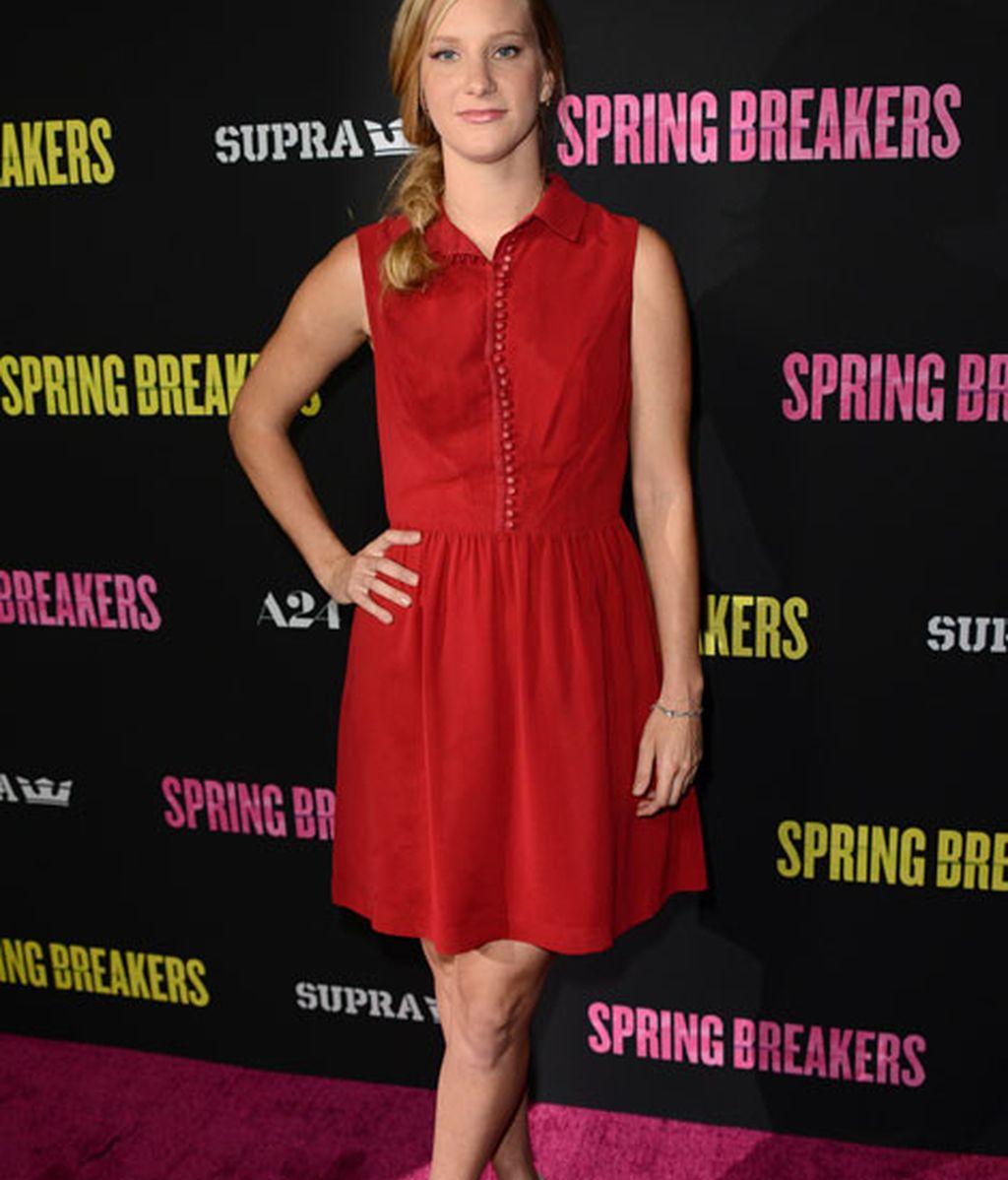 La actriz Heather Morris