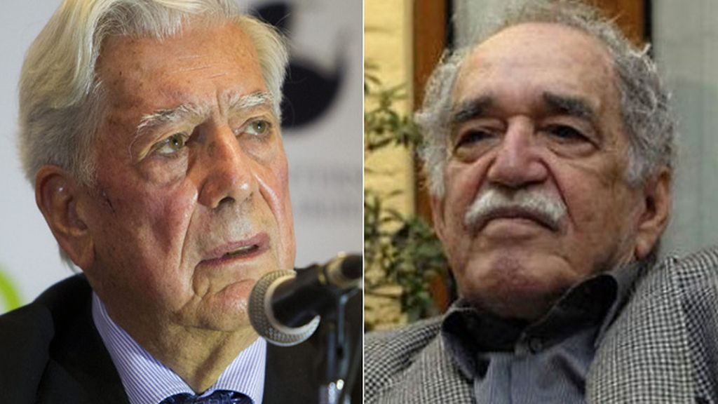 Mario Vargas Llosa asegura que no contará el motivo de la pelea con Gabriel García Márquez