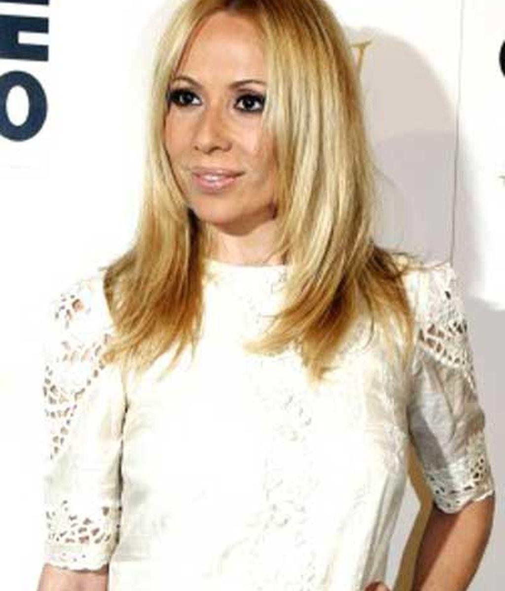 Marta,  a sus 43, más guapa que nunca