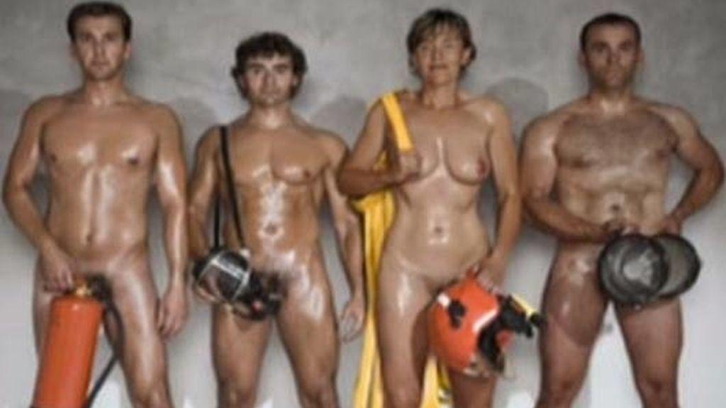 Calendario de los bomberos