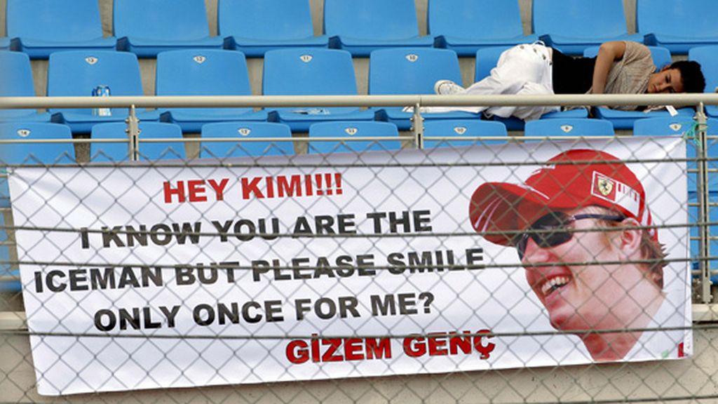 Mensaje para Kimi