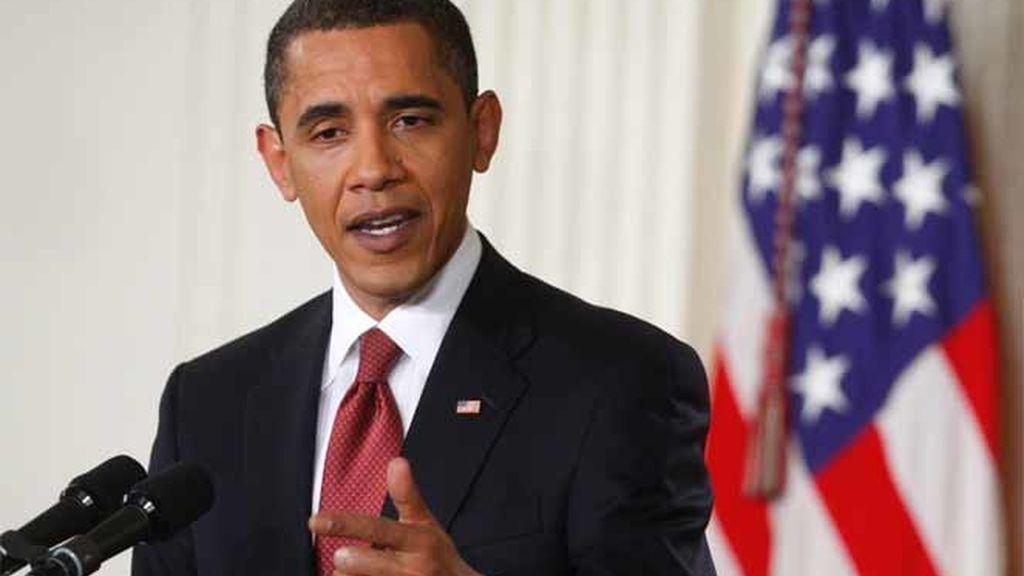 Obama ve mejoría en la economía