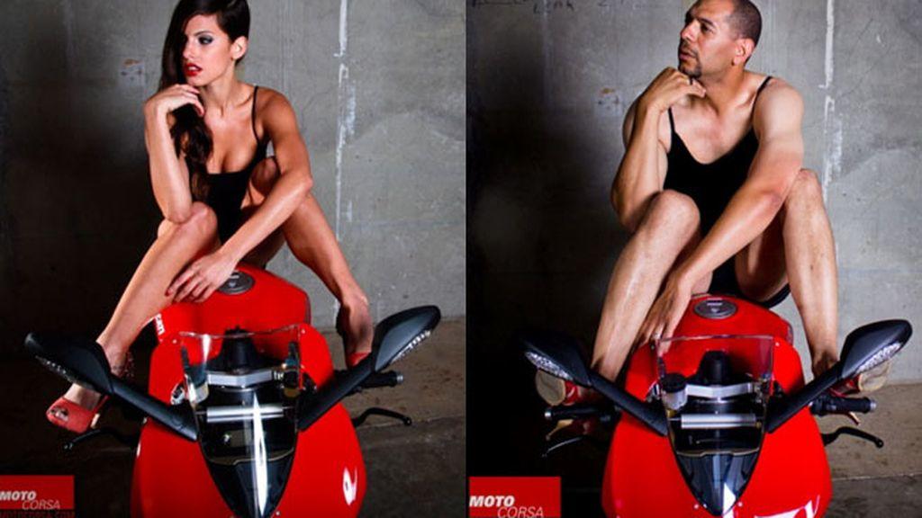 Las motos no entienden de sexo