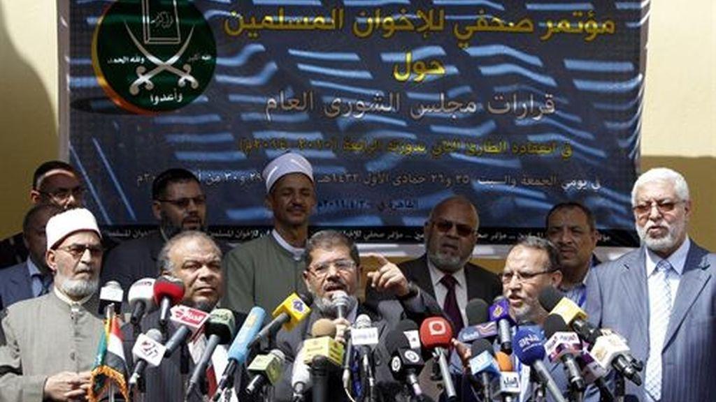 Ejército y Hermanos Musulmanes