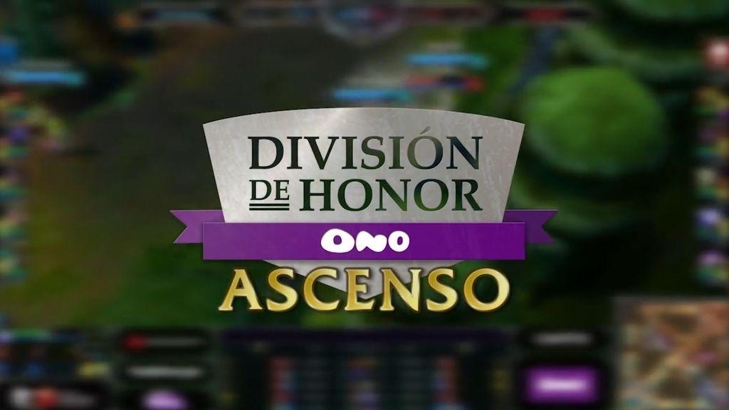 ascenso, División de Honor, League of Legends, LVP, FF