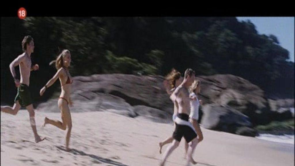 Promo Cine: Turistas, estreno en televisión