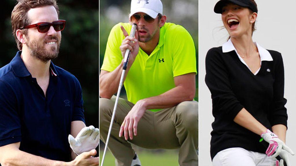 ¡El golf está de moda!