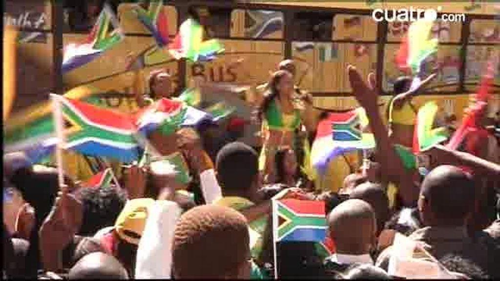 AVANCE: Callejeros Viajeros en Johannesburgo