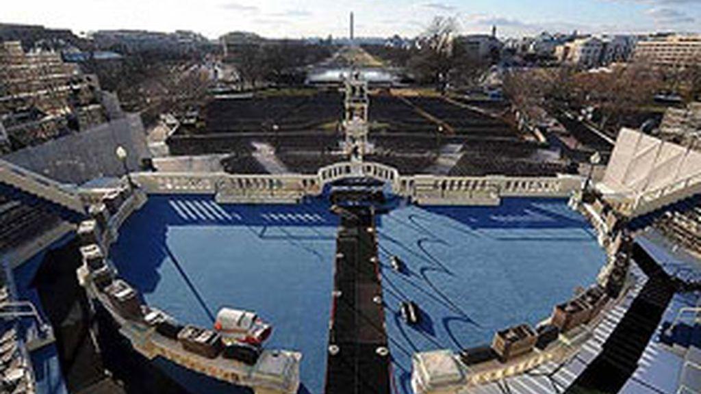Washington contará con un dispositivo de seguridad sin precedentes. Video: Informativos Telecinco