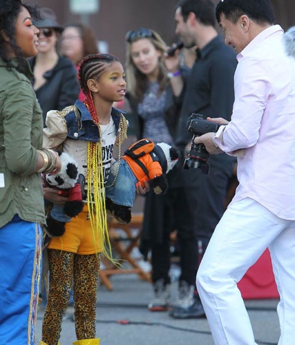 El estilismo imposible de Willow Smith en su nuevo videoclip