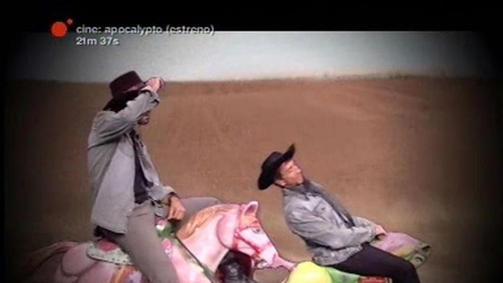 Una auténtica escena de vaqueros en El Hormiguero